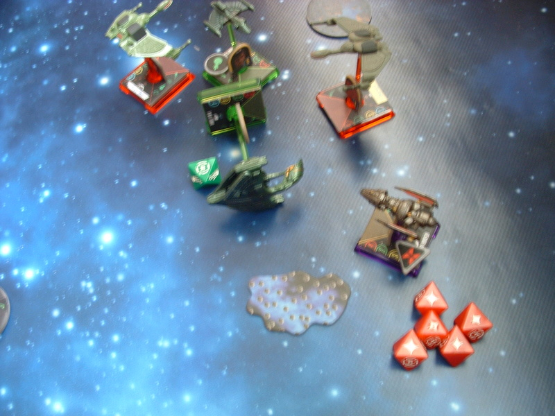 Promelia (160)  19 Tribes of Hirogen gegen Romulanerflotte Dscf0351