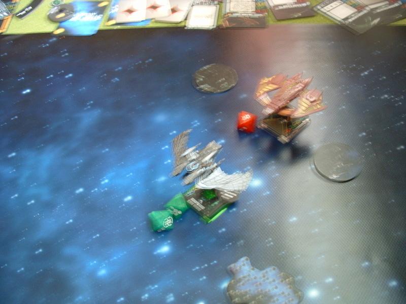 Promelia (160)  19 Tribes of Hirogen gegen Romulanerflotte Dscf0355