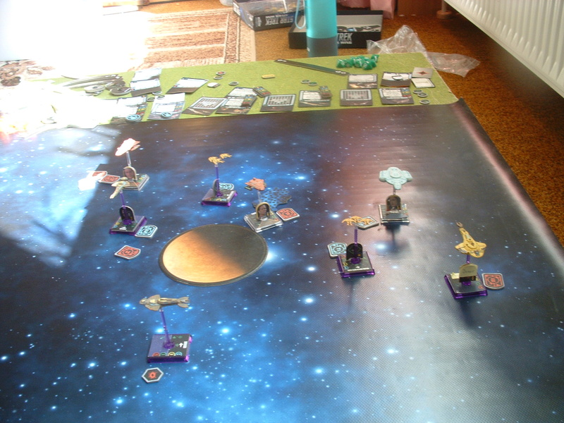 (160) Tagra Dominion - Bajorans Dscf0437