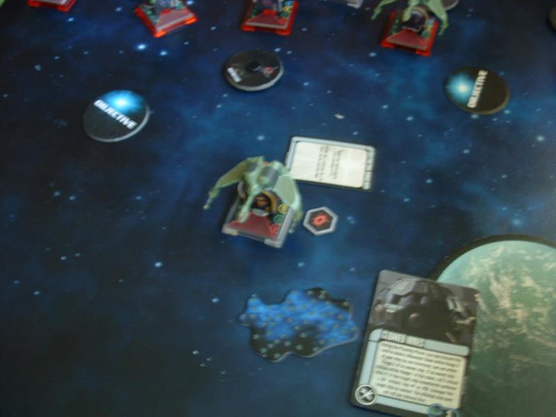 20180505 Spassspiel ohne Wertung 320 P Klingonen gegen Romulaner Dscf0628