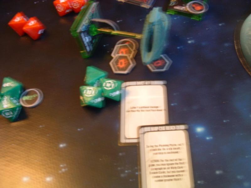 20180505 Spassspiel ohne Wertung 320 P Klingonen gegen Romulaner Dscf0644