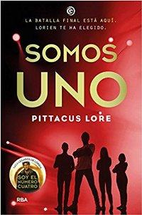 Serie Los legados de Lorien (Pittacus Lore) 0017