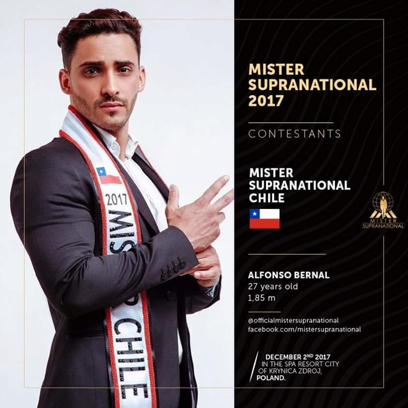 ROAD TO MISTER SUPRANATIONAL 2017 - Venezuela won Fb_im173