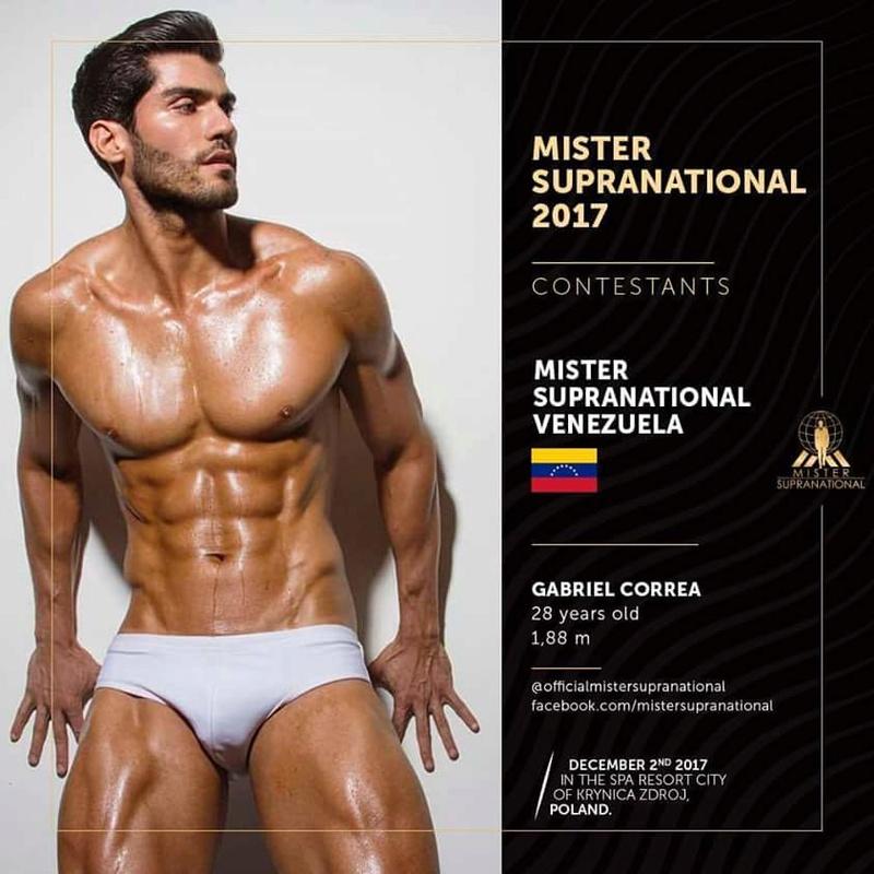 ROAD TO MISTER SUPRANATIONAL 2017 - Venezuela won Fb_im182