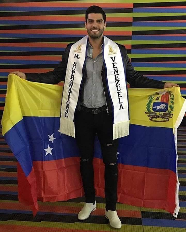 ROAD TO MISTER SUPRANATIONAL 2017 - Venezuela won - Page 2 Fb_im226