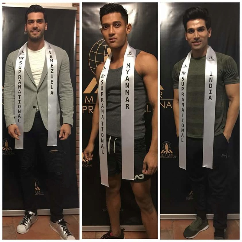 ROAD TO MISTER SUPRANATIONAL 2017 - Venezuela won - Page 2 Fb_im243