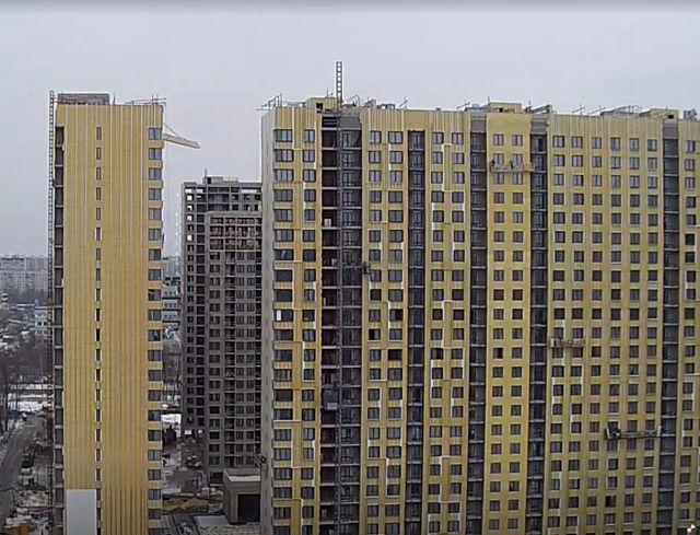 """На ЖК """"Летний сад"""" - начался монтаж фасадных конструкций! Теплозвукоизоляция под ними - лучше, чем у соседнего ЖК """"Город"""" - Страница 5 2222312"""