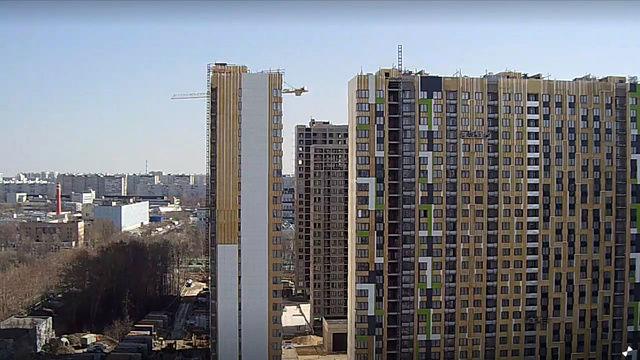 """На ЖК """"Летний сад"""" - начался монтаж фасадных конструкций! Теплозвукоизоляция под ними - лучше, чем у соседнего ЖК """"Город"""" - Страница 5 24_04_12"""