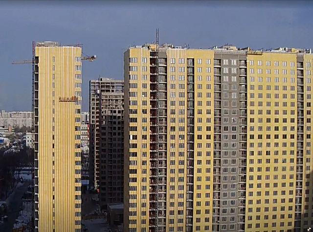 """На ЖК """"Летний сад"""" - начался монтаж фасадных конструкций! Теплозвукоизоляция под ними - лучше, чем у соседнего ЖК """"Город"""" - Страница 4 28y11"""