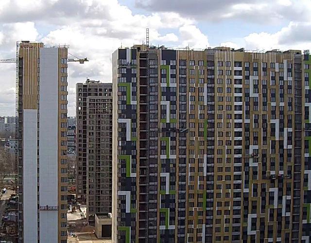 """На ЖК """"Летний сад"""" - начался монтаж фасадных конструкций! Теплозвукоизоляция под ними - лучше, чем у соседнего ЖК """"Город"""" - Страница 5 29_y12"""