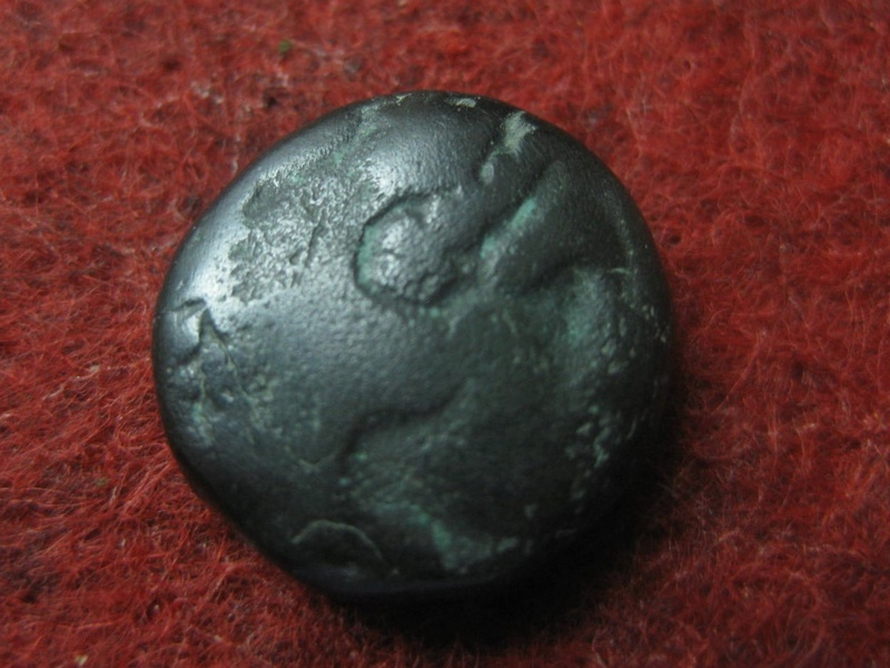 AE15 de Alejandro III de Macedonia. 110