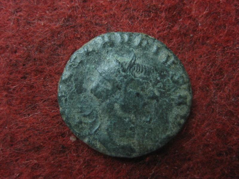 Antoniniano de Claudio II. FELICITAS AVG. Roma Img_4857