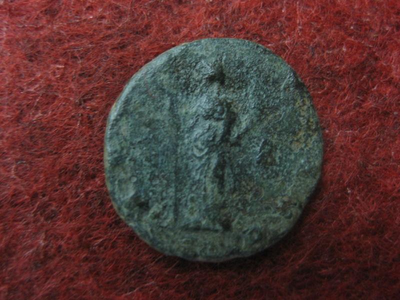 Antoniniano de Claudio II. FELICITAS AVG. Roma Img_4858