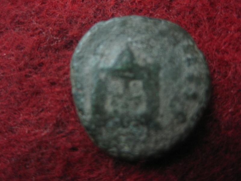 Antoniniano de Claudio II. CONSECRATIO. Altar Img_4919