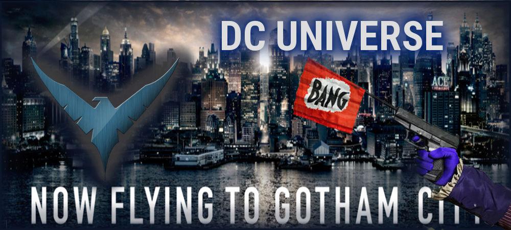 DC Universe FRPG