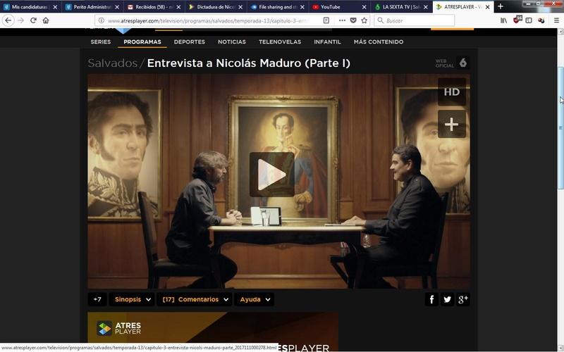 Táchira - Dictadura de Nicolas Maduro - Página 21 Screen10