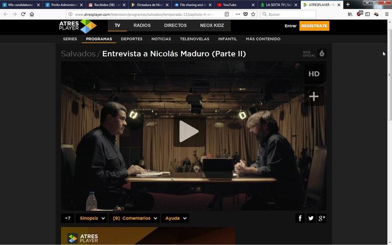 Táchira - Dictadura de Nicolas Maduro - Página 21 Screen11