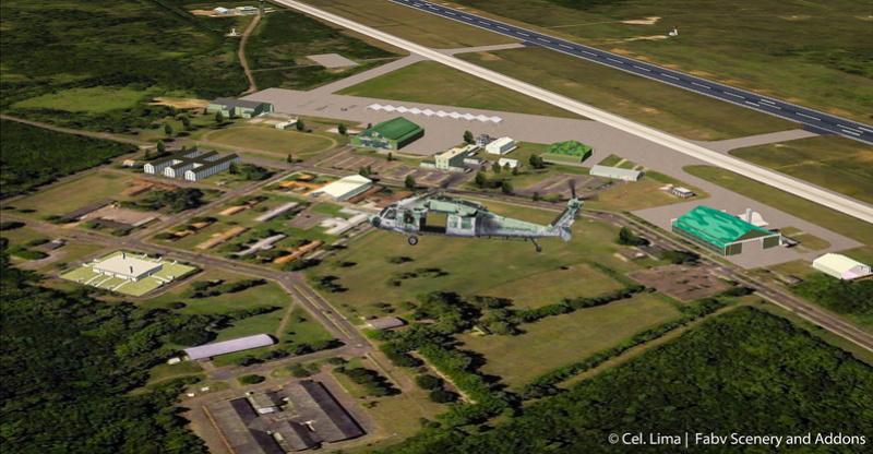 Bases Aéreas SBYS e SBAN Shot0014