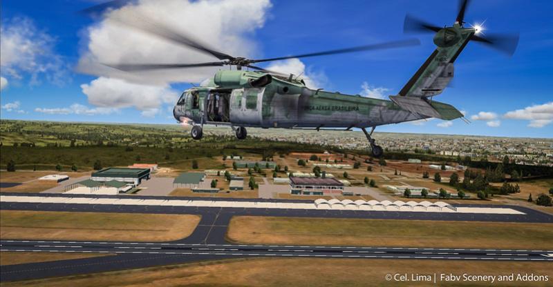 Bases Aéreas SBYS e SBAN Shot0015