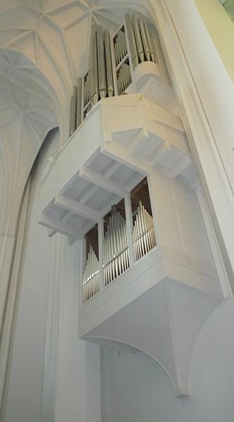 L'orgue de la Renaissance au premier Baroque Leipzi11