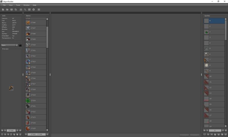 Tibia 1000 ( 11.5x) + objectbuilder Otrs_n10
