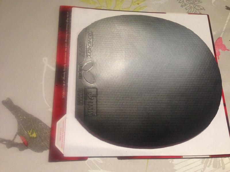 Tenergy 25fx noir 2,1mm  comme  neuf 2 heures de jeu  Img_1715