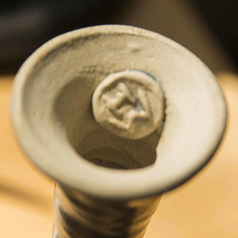 Tall pot goblet - Hugh West  Goblet12