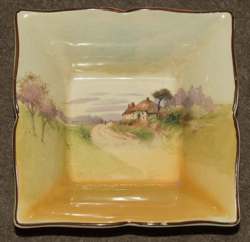 Unrecognisable Royal Doulton markings Rd1c10