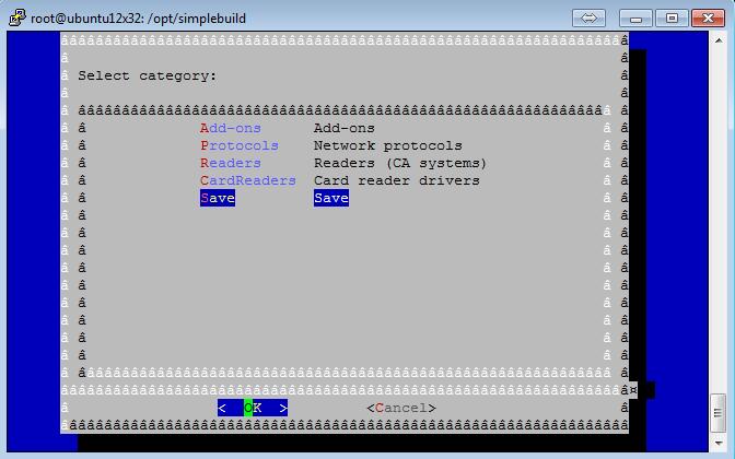 Script para Download/Atualização/Personalização do Oscam 1110