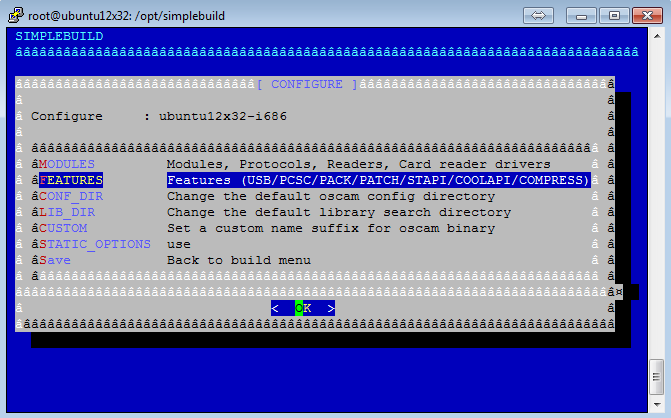 Script para Download/Atualização/Personalização do Oscam 1210