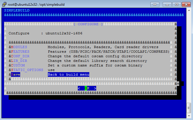 Script para Download/Atualização/Personalização do Oscam 1410