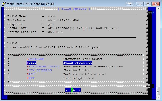Script para Download/Atualização/Personalização do Oscam 1510