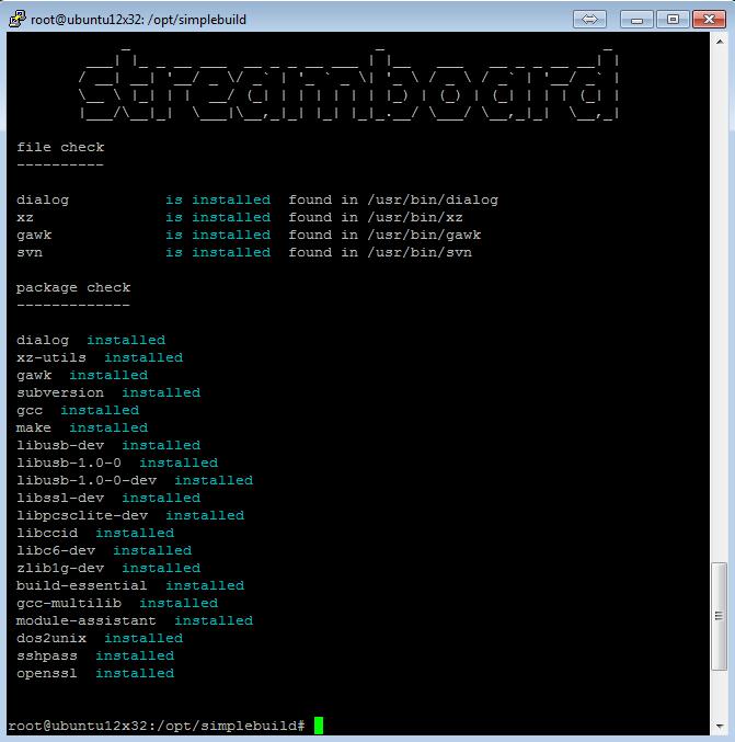 Script para Download/Atualização/Personalização do Oscam 210