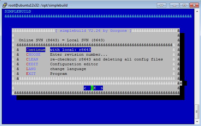 Script para Download/Atualização/Personalização do Oscam 310