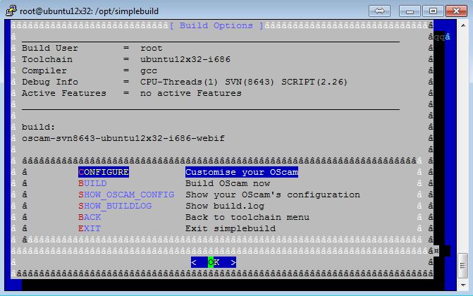 Script para Download/Atualização/Personalização do Oscam 510