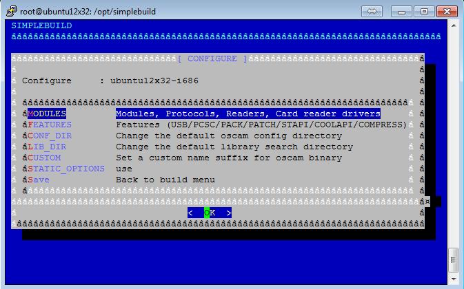 Script para Download/Atualização/Personalização do Oscam 610