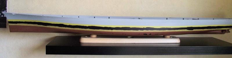 Bismarck 1/200 Trumpeter Bismar16