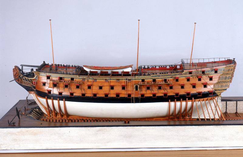 pour discution HMS Victory 1110
