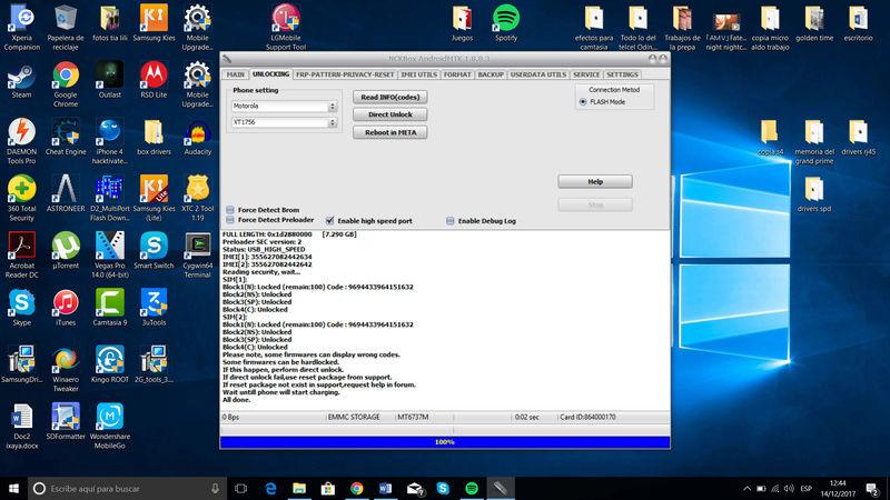 Liberar Moto c 7.0 con NCK Moto_c11