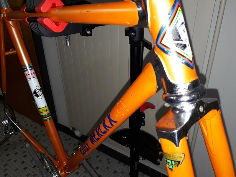 Vélo Eddy Merckx suite 20171142