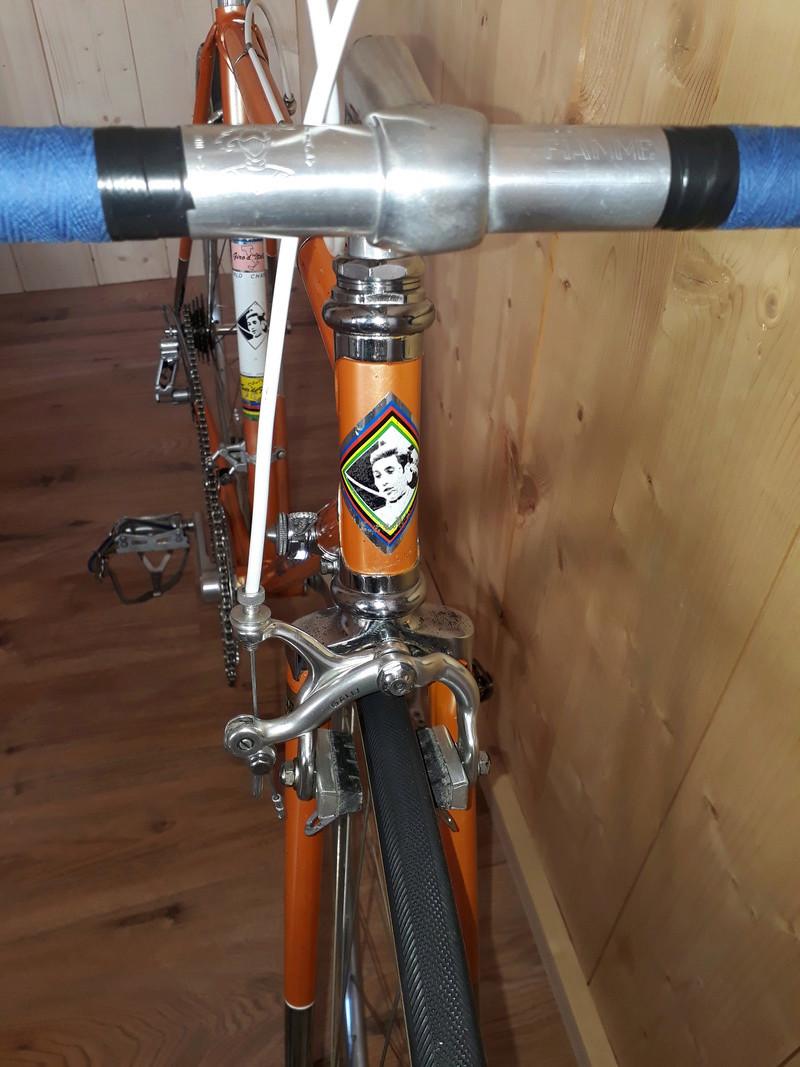 Vélo Eddy Merckx suite 20180414