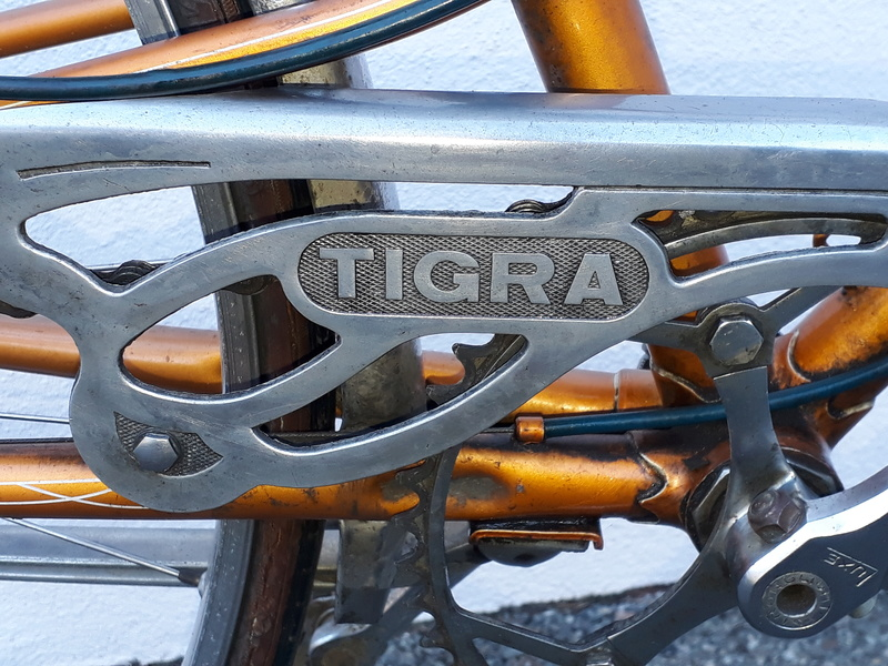 Vélo Tigra full Reynolds à dater 20180422