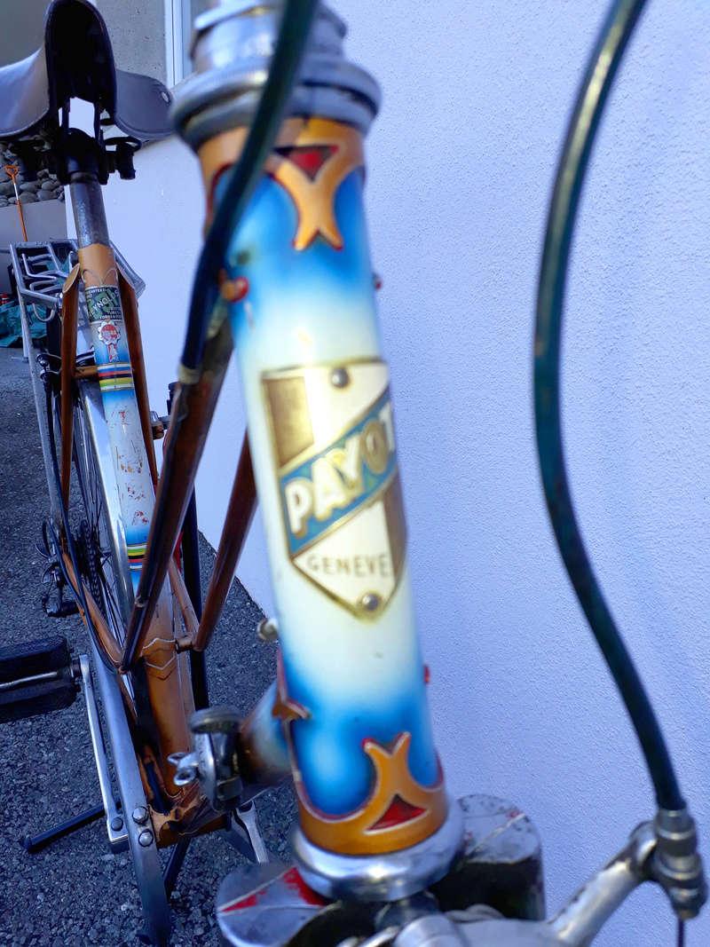 Vélo Tigra full Reynolds à dater 20180426