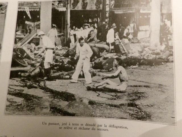 La médaille du bombardement de la concession française de Changhaï le 14 aout 19 100_3614