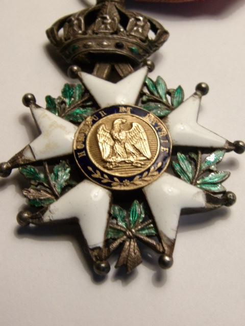 Légion d'honneur 3eme type 1er empire   100_3959