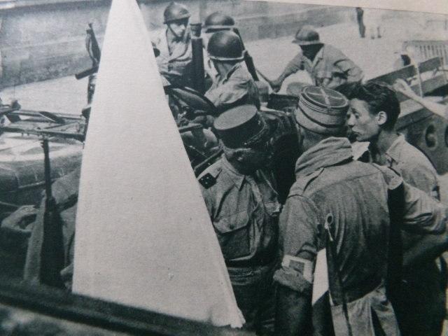 Drapeau de la reddition allemande à Marseille 100_4015