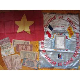 drapeau viet minh/ Indo à identifier Lot-so10