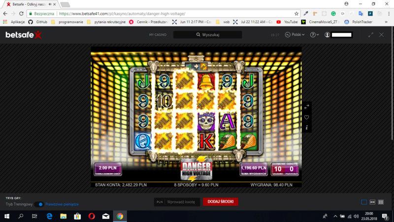 Screenshoty naszych wygranych (minimum 200zł - 50 euro) - kasyno - Page 8 Danger12