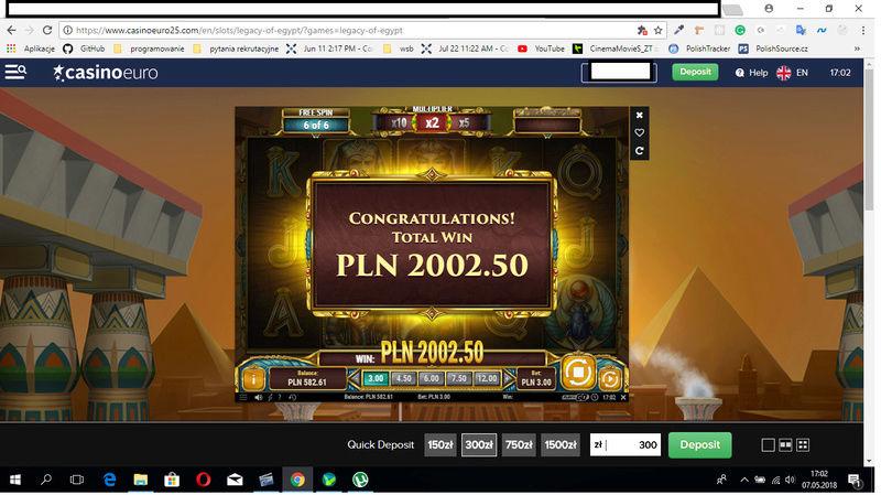 Screenshoty naszych wygranych (minimum 200zł - 50 euro) - kasyno - Page 7 Foto1010