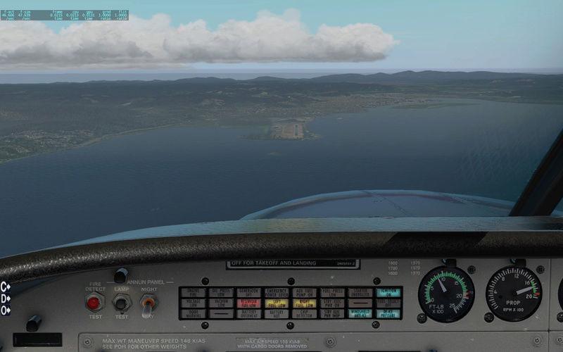 Pacific Northwest tour - Sekui nach Bowerman Car_c231